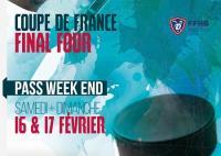 COUPE DE FRANCE DE HOCKEY 2019 PACK 2 JOURS