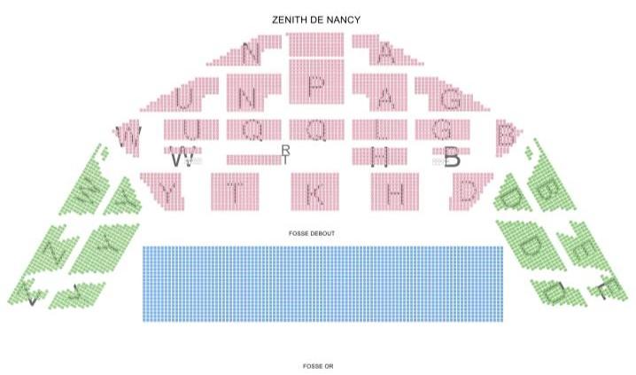 NANCY - ZENITH