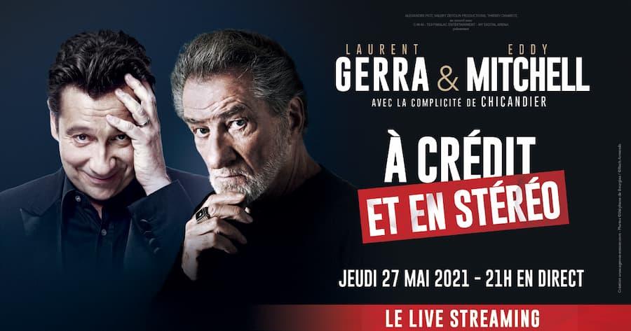 Laurent gerra live stream stereo