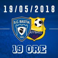 J26 BASTIA - AUBAGNE FC