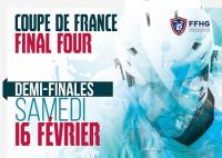 COUPE DE FRANCE DE HOCKEY 2019 SAMEDI